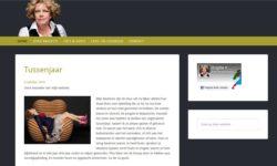 website Brigitte Kaandorp door Alfabet Produkties