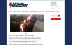 website glashandel Vrenegoordoor Alfabet Produkties