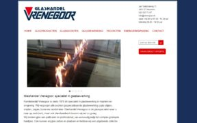 website glashandel Vrenegoordoor Alfabet Produkties