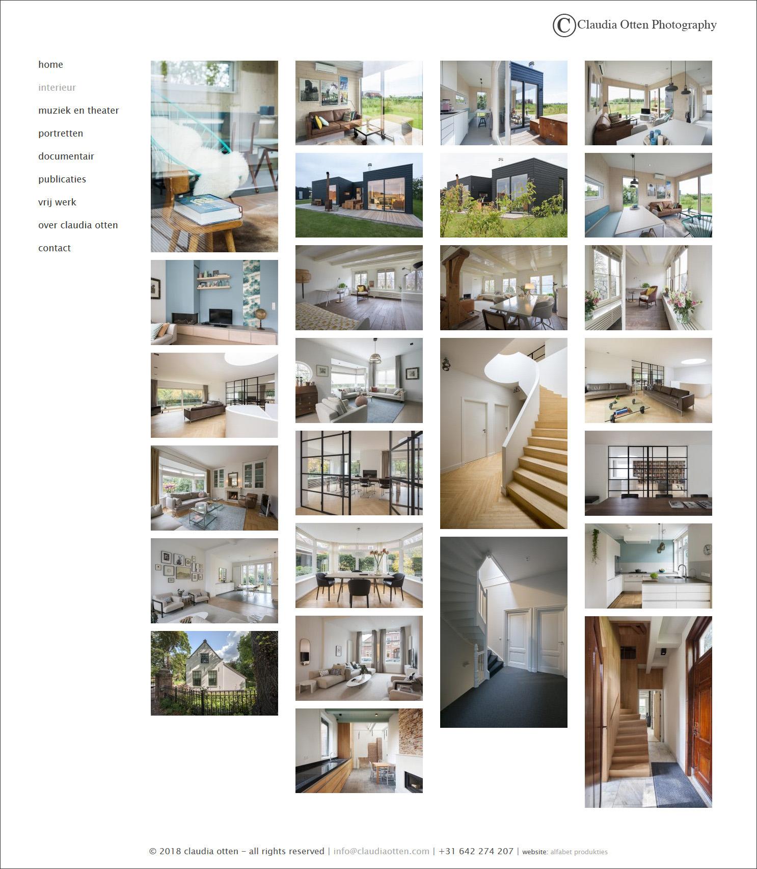 website Claudia Otten